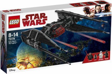 LEGO 75179 KYLO RENS TIE FIGHTER STAR WARS