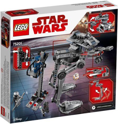 LEGO 75201 FIRST ORDER AT ST WALKER STAR WARS
