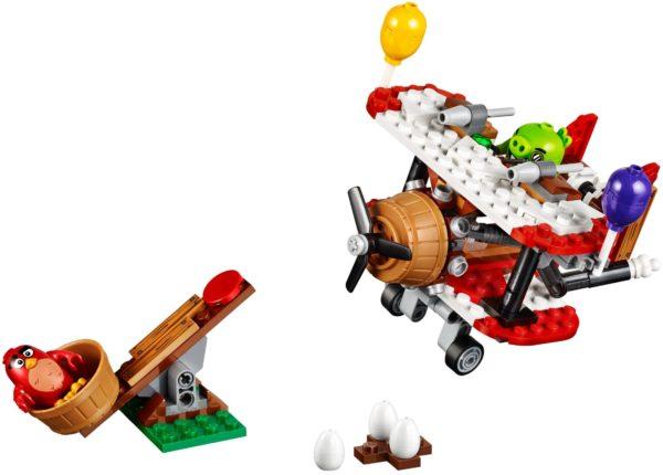 LEGO 75822 PIGGY PLANE ATTACK ANGRY BIRDS