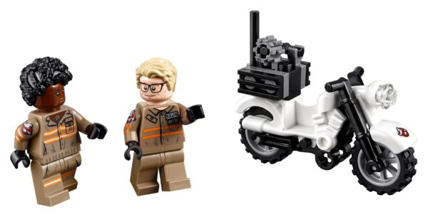 LEGO 75828 GHOSTBUSTERS ECTO 1&2 Hard To Find