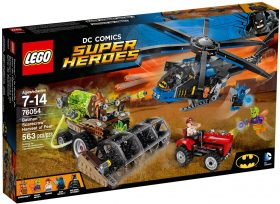 LEGO 76054 BATMAN SCARECROW HARVEST OF FEAR DC COMICS SUPER HEROES