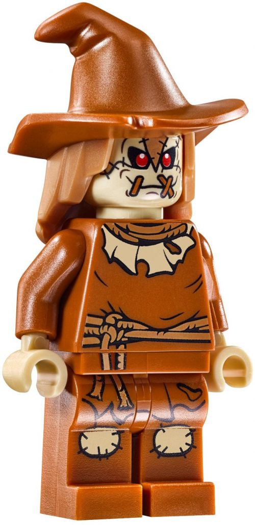 LEGO 76054 BATMAN SCARECROW HARVEST OF FEAR DC COMICS SUPER HEROES