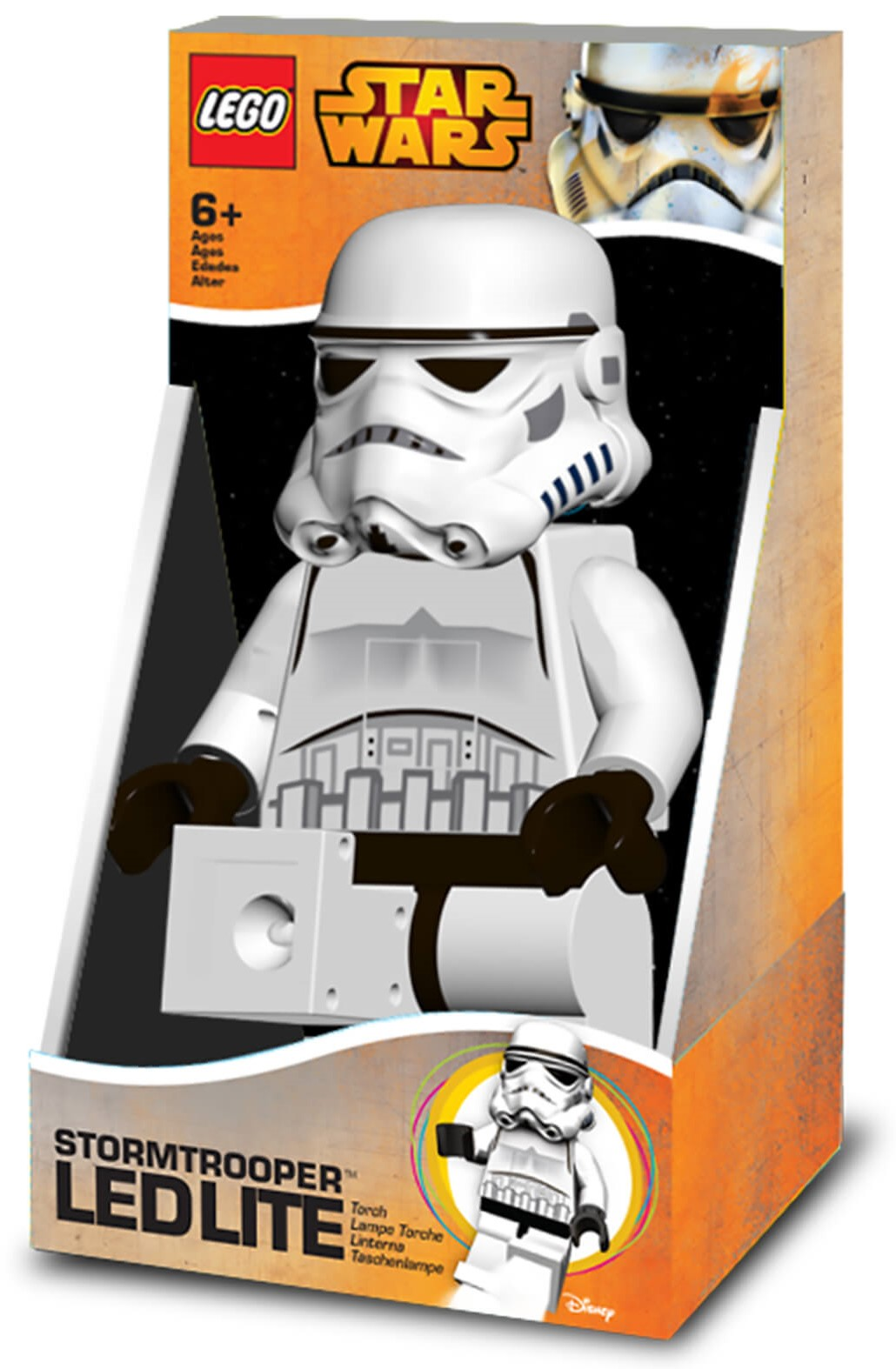 LEGO STAR WARS Disney Stormtrooper Torch LEDLite NEW