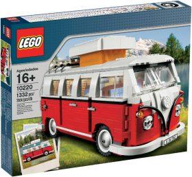 LEGO 10220 VOLKSWAGON T1 CAMPERVAN CREATOR